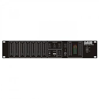 Clever Acoustics Zm107 Rackmount Audio Mixer