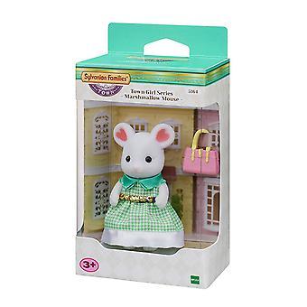 Sylvanian Families - Town Marshmallow Mouse Toy