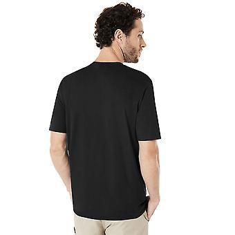 Oakley mens SS vis oog bemanning gedrukt duurzaam comfort T-shirt