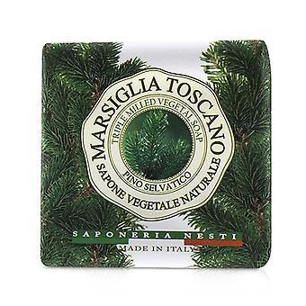 Nesti Dante Marsiglia Toscano Triple Jauhattu kasvis saippua-pino Selvatico-200g/7oz