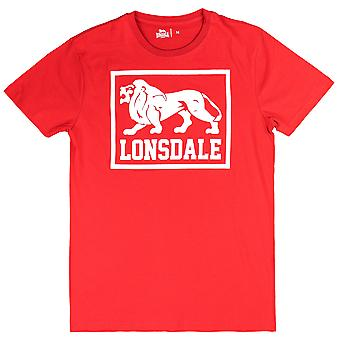 Lonsdale mens T-Shirt East Haddon