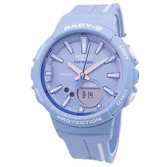 Casio Baby-G Step Tracker Rezistent la soc BGS-100RT-2A BGS100RT-2A Women's Watch