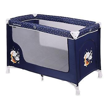 Lorelli vauva matka sänky REMO, käynnissä vakaa, Pinna sänky pyörillä, kanto laukku