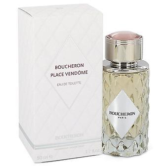 Boucheron Place Vendome Eau De Toilette Spray By Boucheron 548414 50 ml