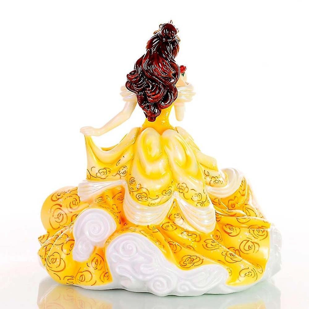 English Ladies Co. Disney Princess - Belle With Free Enchanted Rose