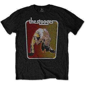 Iggy Pop und die Stooges Bühne Pose Live offizielle T-Shirt