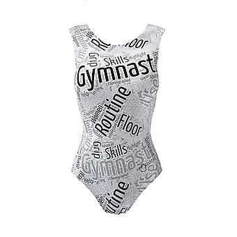 CRAZY BOUT Girls Gymnastic Leotards + Free Velour Hipster Shorts, Dancewear