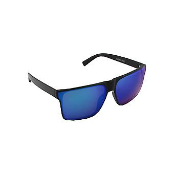 Miesten neliön aurinkolasit - Musta/Sininen/Paars2594_1