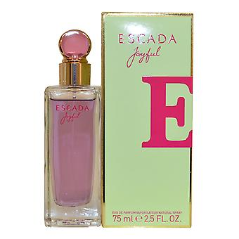 Escada Joyful Eau de Parfum Spray 75ml