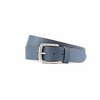 Tough Blue Jeans Belt For Women And Gentlemen