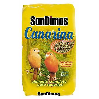 SanDimas Canarina (fugler, fuglemat)