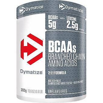 Dymatize BCAAs 2:1:1 Unflavoured 300 g