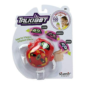 Silverlit Talkibot Rouge