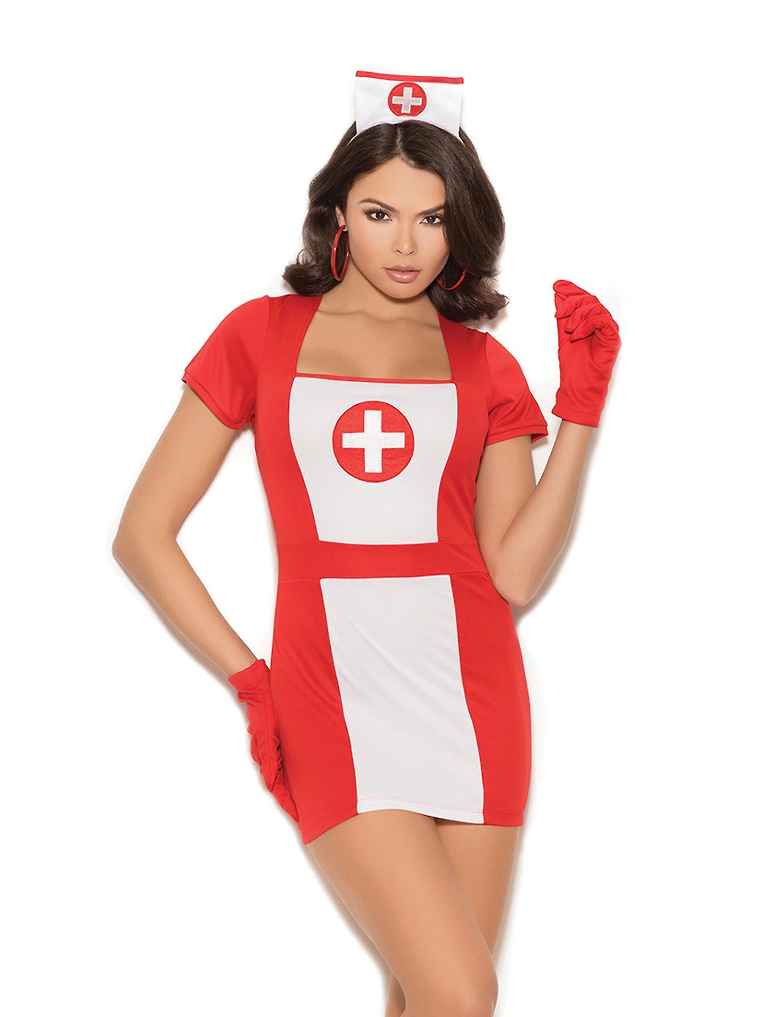 Sjuksköterska Halloween