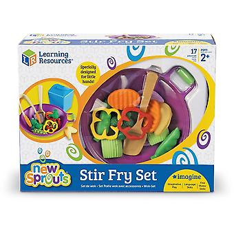 Learning Resources - New Sprouts Stir Fry Set