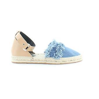 Rebecca Minkoff Womens Vicky Fabric Closed Toe Casual Espadrille Sandals