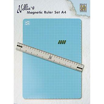 הסרגל המגנטי של נלי ' בחירה MAGM001 A4 (01-20)