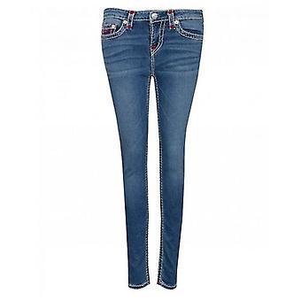 True Religion Halle Super T Stitch Jeans