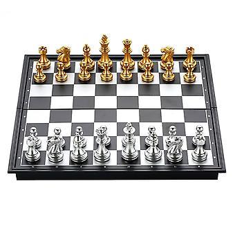 Taitettava magneettinen shakkilauta