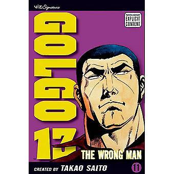 Golgo 13 - Volume 11 by Takao Saito - 9781421509662 Book