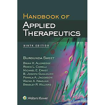 Handbuch der angewandten Therapeutika (9. überarbeitete Ausgabe) von Burgunda Sw