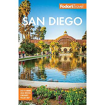 Fodor's San Diego - with North County by Fodor's Travel Guides - 97816