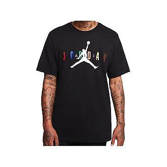 נייקי ירדן האוויר במילים מארק CK4212011 יוניברסל גברים קיץ חולצת טריקו