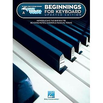 E-Z Play Today - Beginnings For Keyboards Book A by Hal Leonard Publis