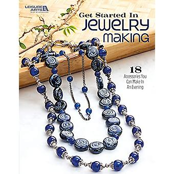 Get Started in Jewelry Making - 16 Accessories You Can Make in an Even