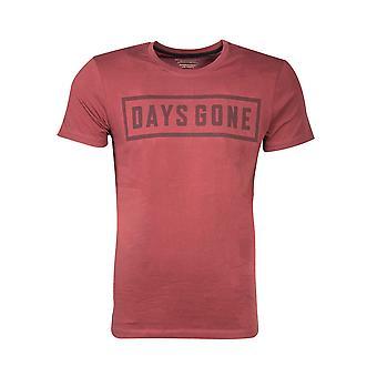 Official Days Gone Tonal Logo T-Shirt