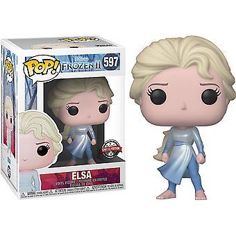 Frozen II Elsa Ocean US Exclusive Pop! Vinyl