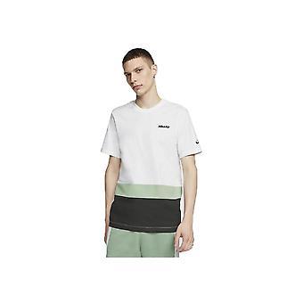נייק אייר חסומים CQ5138101 יוניברסל גברים בקיץ חולצת טריקו
