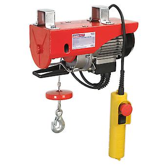Sealey Ph250 poder da grua 230V/1Ph 250 Kg capacidade