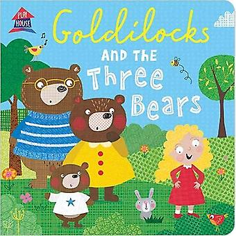 Goldilocks and the Three Bears by Clare Fennell - 9781789470659 Book