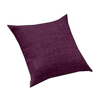 Changing Sofas Purple Linen Effect Upholstery Fabric Extra Large 24