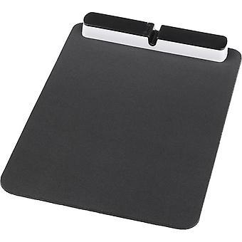 Bullet cache mouse pad com hub USB