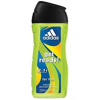Adidas - Machen Sie sich bereit! Duschgel - 400ML