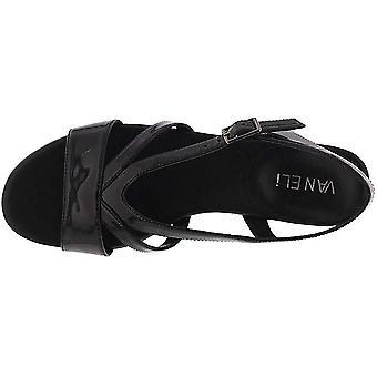 Vaneli Womens Open Toe Casual Slingback Sandals