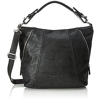 Fritzi aus Preussen Fabiola - Donna Schwarz shoulder bags (Black) 15x31x39 cm (B x H T)