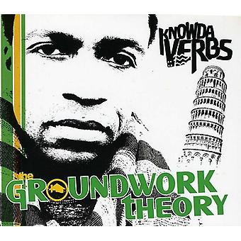 Knowdaverbs - Groundwork Theory [CD] USA import