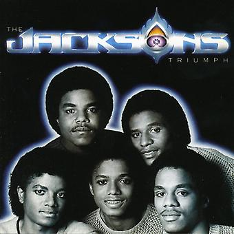 Jacksons - Triumph [CD] USA import