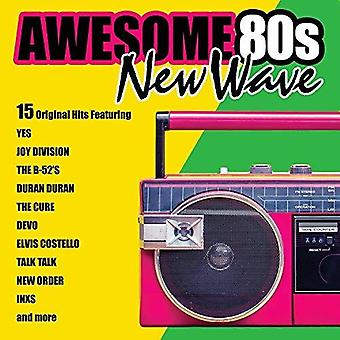 Awesome 80s: New Wave [CD] USA import