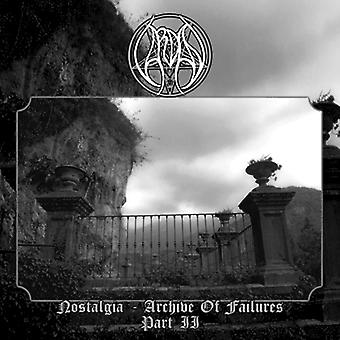 Vardan - Nostalgia - Archive of Failures - Part 2 [CD] USA import