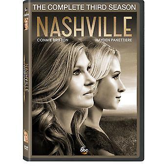 ナッシュビル: 完全な第 3 シーズン 【 DVD 】 アメリカ インポートします。