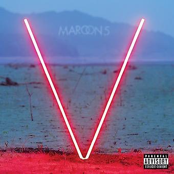 Maroon 5 - V (nouvelle version Std / Ex) import USA [CD]