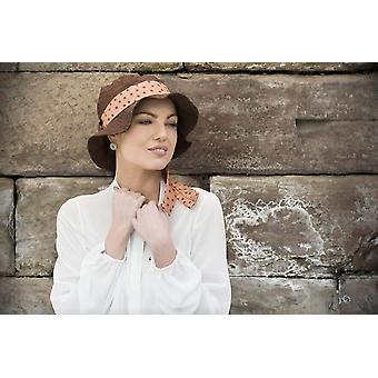 Chapéu de Quimio Sun - Lola Brown
