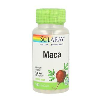 Maca 100 vegetable capsules
