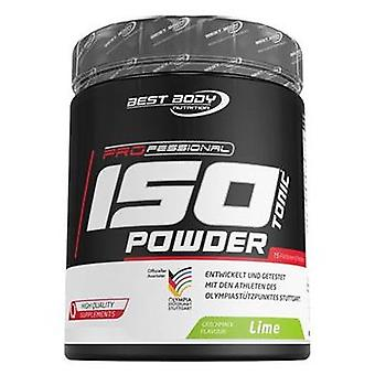 Best Body Nutrition Isotonic Powder Lime 600 gr