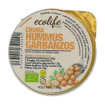 Organic Chickpea Hummus 50 g