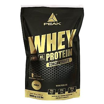 Peak Whey Protein Concentrate iced coffee 1000 gr